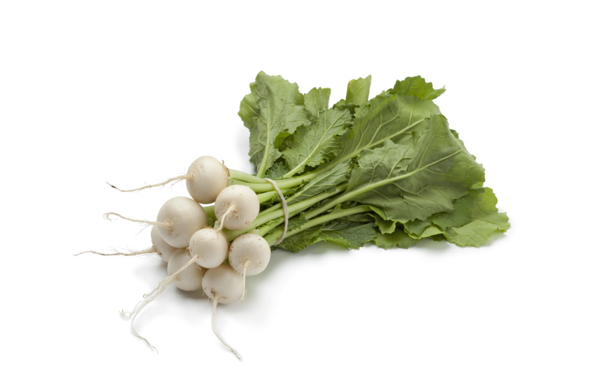 Vergessenes Gemüse – kennst Du das deutsche Superfood Stielmus?
