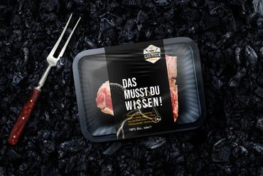 Fleisch Packung Kochbuch Tipps