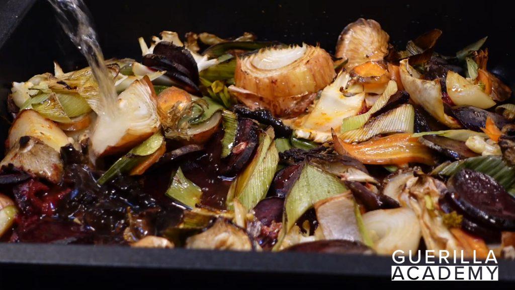 Maillard Reaktion Gemüse